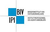 BIV / B.I.V. / Beroepsinstituut van Vastgoedmakelaars